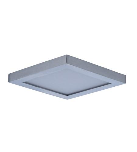 Maxim 57720wtsn wafer led 5 inch satin nickel flush mount ceiling maxim 57720wtsn wafer led 5 inch satin nickel flush mount ceiling light mozeypictures Images