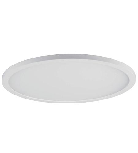 Wafer Led 15 Inch White Flush Mount Ceiling Light