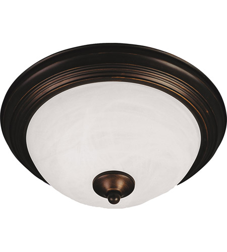 Maxim 5842mroi signature 3 light 16 inch oil rubbed bronze flush maxim 5842mroi signature 3 light 16 inch oil rubbed bronze flush mount ceiling light in marble aloadofball Choice Image