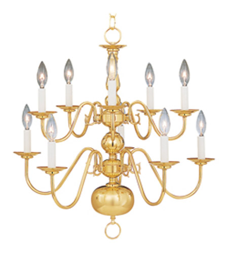 Maxim early american chandeliers 71002pb mozeypictures Image collections
