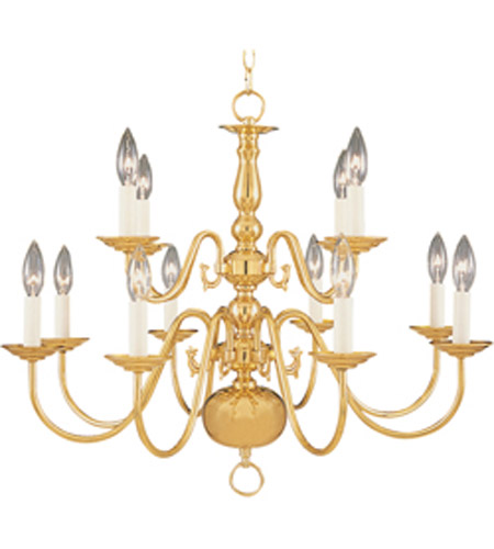 Maxim early american chandeliers 7104pb mozeypictures Image collections