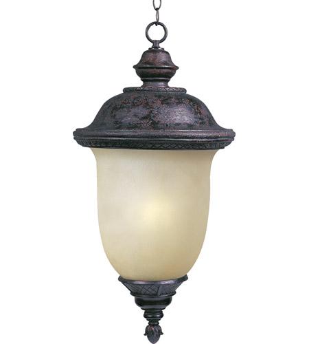 Maxim 85527MOOB Carriage House Energy Efficient 1 Light 13 Inch Oriental  Bronze Outdoor Hanging Lantern