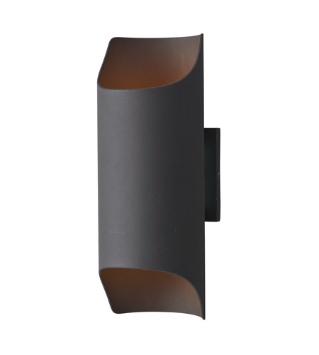 Maxim 86119ABZ Lightray LED 14 inch Architectural Bronze Outdoor Wall Sconce photo