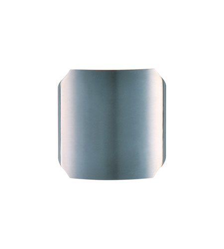 Maxim Brushed Aluminum Outdoor Wall Lights