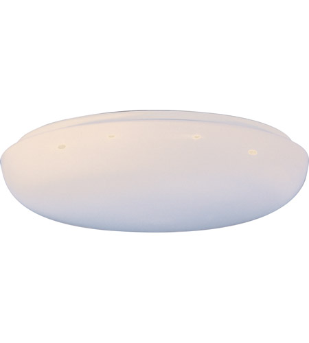 Maxim 87200WT Low Profile Energy Efficient 1 Light 12 inch White Flush Mount Ceiling Light photo