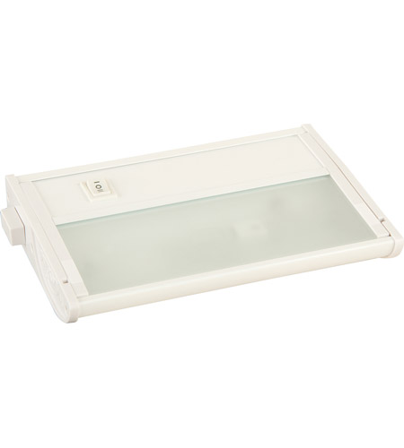 Maxim Lighting CounterMax MX-X12-LX 1 Light Under Cabinet in White 87449WT photo