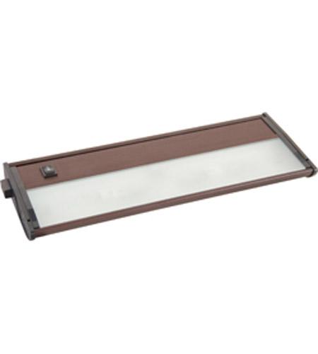 Maxim Lighting CounterMax MX-X12-LX 2 Light Under Cabinet in Anodized Bronze 87451BRZ photo