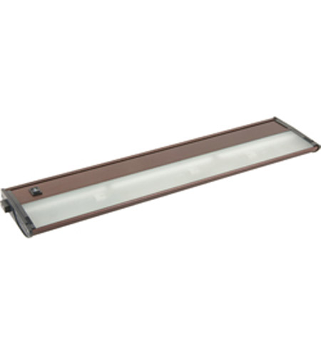 Maxim Lighting CounterMax MX-X12-LX 3 Light Under Cabinet in Anodized Bronze 87452BRZ photo