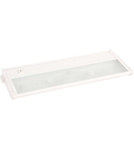Maxim Lighting CounterMax MX-X12-LX 2 Light Under Cabinet Kit in White 87461WT photo