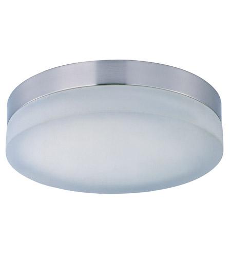 Maxim Lighting Illuminare LED Flush Mount in Satin Nickel 87574FTWTSN photo