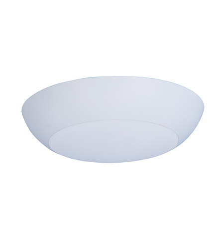 Maxim 87610WTWT Diverse LED LED 7 inch White Flush Mount Ceiling Light photo