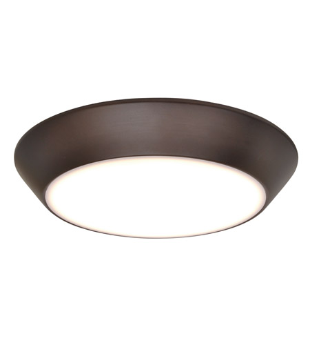 Maxim 87615wtbz convert led 8 inch bronze flush mount ceiling light aloadofball Gallery