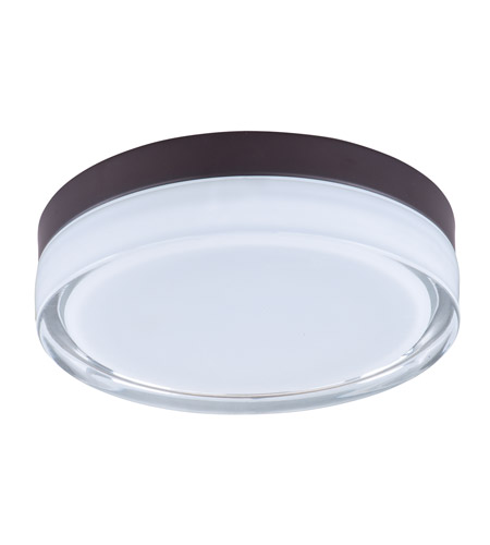 Maxim 87632CLWTBZ Illuminaire LED LED 9 inch Bronze Flush Mount Ceiling Light photo thumbnail