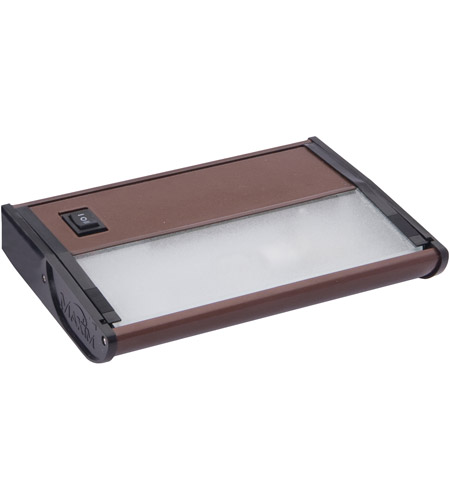 Maxim Lighting CounterMax MX-X120 1 Light Under Cabinet in Metallic Bronze 87830MB photo