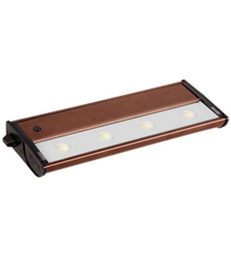 Maxim Lighting CounterMax MX-L120D 4 Light Under Cabinet in Metallic Bronze 87963MB photo