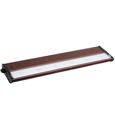 Maxim Lighting CounterMax MX-L120D 6 Light Under Cabinet in Metallic Bronze 87964MB photo