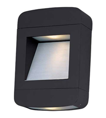 Maxim Lighting Optic LED 2 Light Outdoor Wall Mount in Architectural Bronze 88250ABZ photo