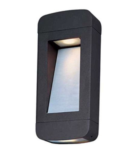 Maxim Lighting Optic LED 2 Light Outdoor Wall Mount in Architectural Bronze 88252ABZ photo