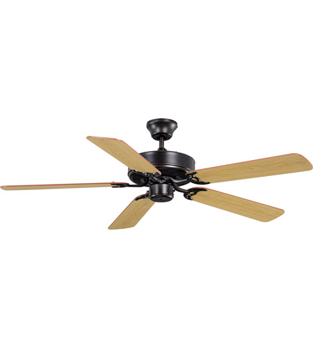 Maxim 89905OI Basic-Max 52 inch Oil Rubbed Bronze Indoor Ceiling Fan photo
