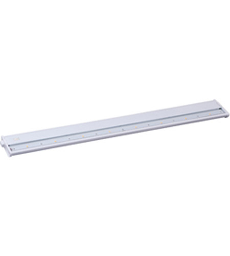 Maxim Lighting CounterMax 8 Light Under Cabinet in White 89916WT