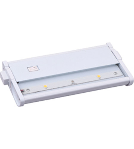 Maxim 89922WT CounterMax MX-L120DC LED 7 inch White Under Cabinet photo