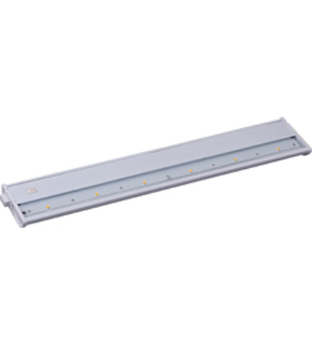 Maxim Lighting CounterMax MX-L120DC 6 Light Under Cabinet in White 89924WT photo