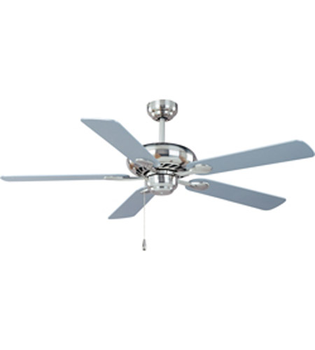 Maxim Lighting Super-Max Indoor Ceiling Fan in Satin Nickel 89930SN photo