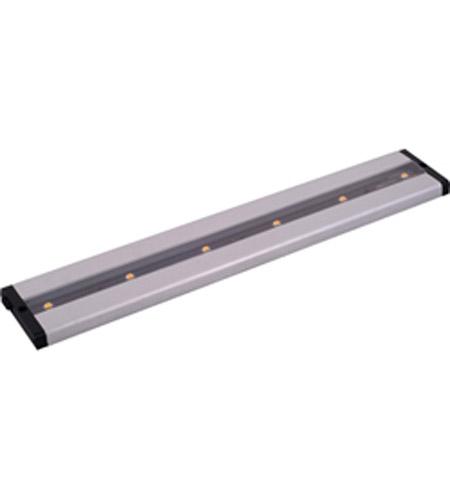 Maxim Lighting CounterMax 6 Light Under Cabinet In Brushed Aluminum 89942AL