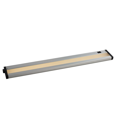 Superieur Maxim 89985AL MX L 120 2K LED 24 Inch Brushed Aluminum Under Cabinet  Lighting