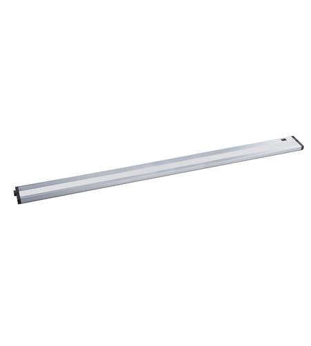 Mx l 120 2k led 42 inch brushed aluminum under cabinet lighting maxim 89988al mx l 120 2k led 42 inch brushed aluminum under cabinet lighting aloadofball Choice Image