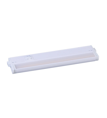 Charmant Maxim 89993WT CounterMax MX L 120 3K LED 12 Inch White Under Cabinet  Lighting