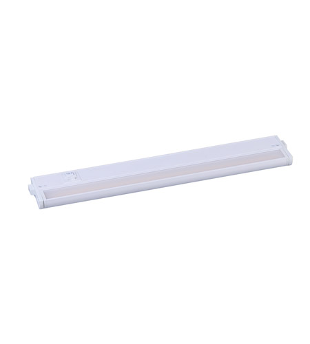 Superbe Maxim 89994WT CounterMax MX L 120 3K LED 18 Inch White Under Cabinet  Lighting