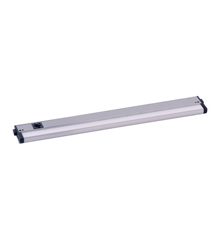 Exceptional Maxim 89995SN CounterMax MX L 120 3K LED 24 Inch Satin Nickel Under Cabinet  Lighting