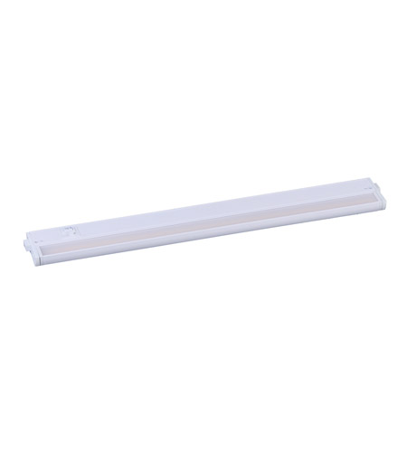 Maxim 89995WT CounterMax MX L 120 3K LED 24 Inch White Under Cabinet