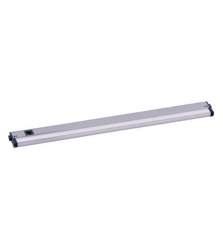 Maxim 89996SN CounterMax MX L 120 3K LED 30 Inch Satin Nickel Under Cabinet  Lighting