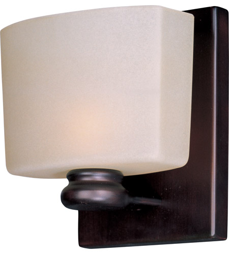 Maxim Lighting Essence 1 Light Bath Light in Oil Rubbed Bronze 9001DWOI photo