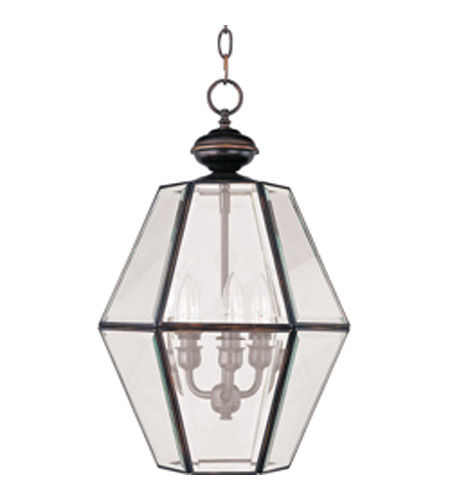 Maxim Lighting Bound Glass 3 Light Entry Foyer Pendant in Country Stone 90350CLCS photo