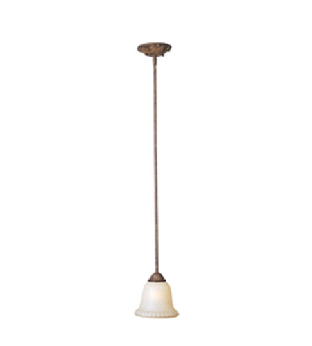 Maxim Lighting Beaumont 1 Light Mini Pendant in Golden Fawn 94100CFGF photo