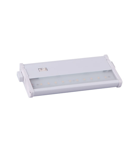Maxim Lighting CounterMax MX L120 DL Under Cabinet Lighting In White  989932WT