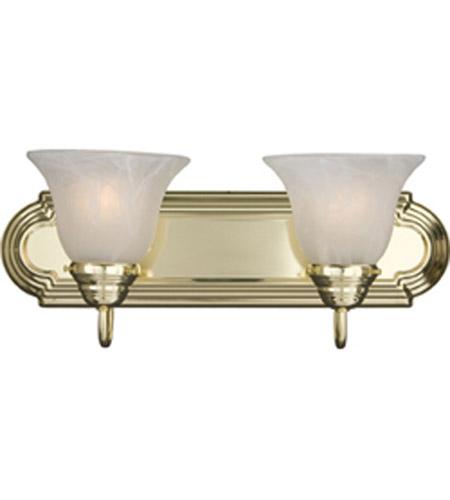 Maxim 2 Light Bath Vanity In Polished Brass 990240mrpb