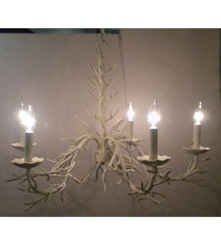 Maxim Lighting Signature Chandelier In White 990374wt
