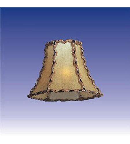 Maxim Lighting Pine Grove Shade in Platinum Dusk SHD42PD photo