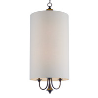 Bongo 6 Light 18 inch Oil Rubbed Bronze Chandelier Ceiling Light