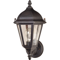 Westlake 1 Light 15 inch Empire Bronze Outdoor Wall Mount