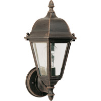 Maxim Lighting Westlake 1 Light Outdoor Wall Mount in Rust Patina 1002RP