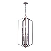 Maxim 10038OI Provident 6 Light 18 inch Oil Rubbed Bronze Single Pendant Ceiling Light