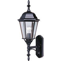 Maxim Lighting Westlake 1 Light Outdoor Wall Mount in Empire Bronze 1003EB