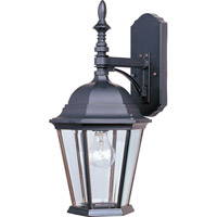 Maxim Lighting Westlake 1 Light Outdoor Wall Mount in Empire Bronze 1004EB