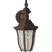 Maxim Lighting Madrona 1 Light Outdoor Wall Mount in Rust Patina 1011RP