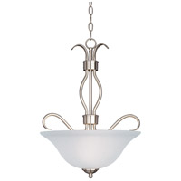 Maxim Steel Basix Foyer Pendants